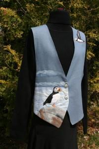 puffin vest
