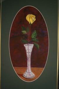 Rose in Crystal 1