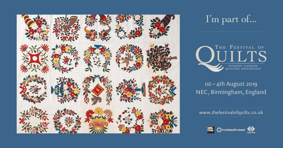 Festival of Quilts Tickets