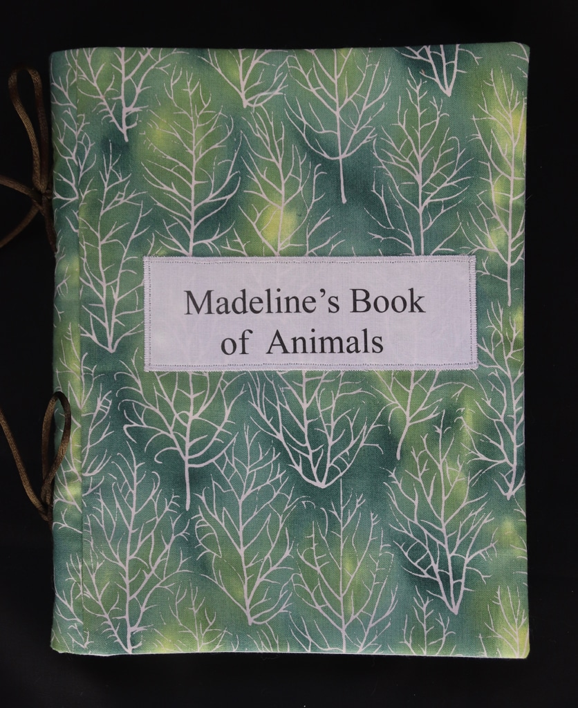 Book of Animals for  Upcoming 1st birthday of my Granddaughter